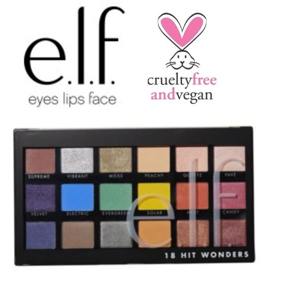 e.l.f. Cosmetics 18 Hit Wonders Eyeshadow Palette
